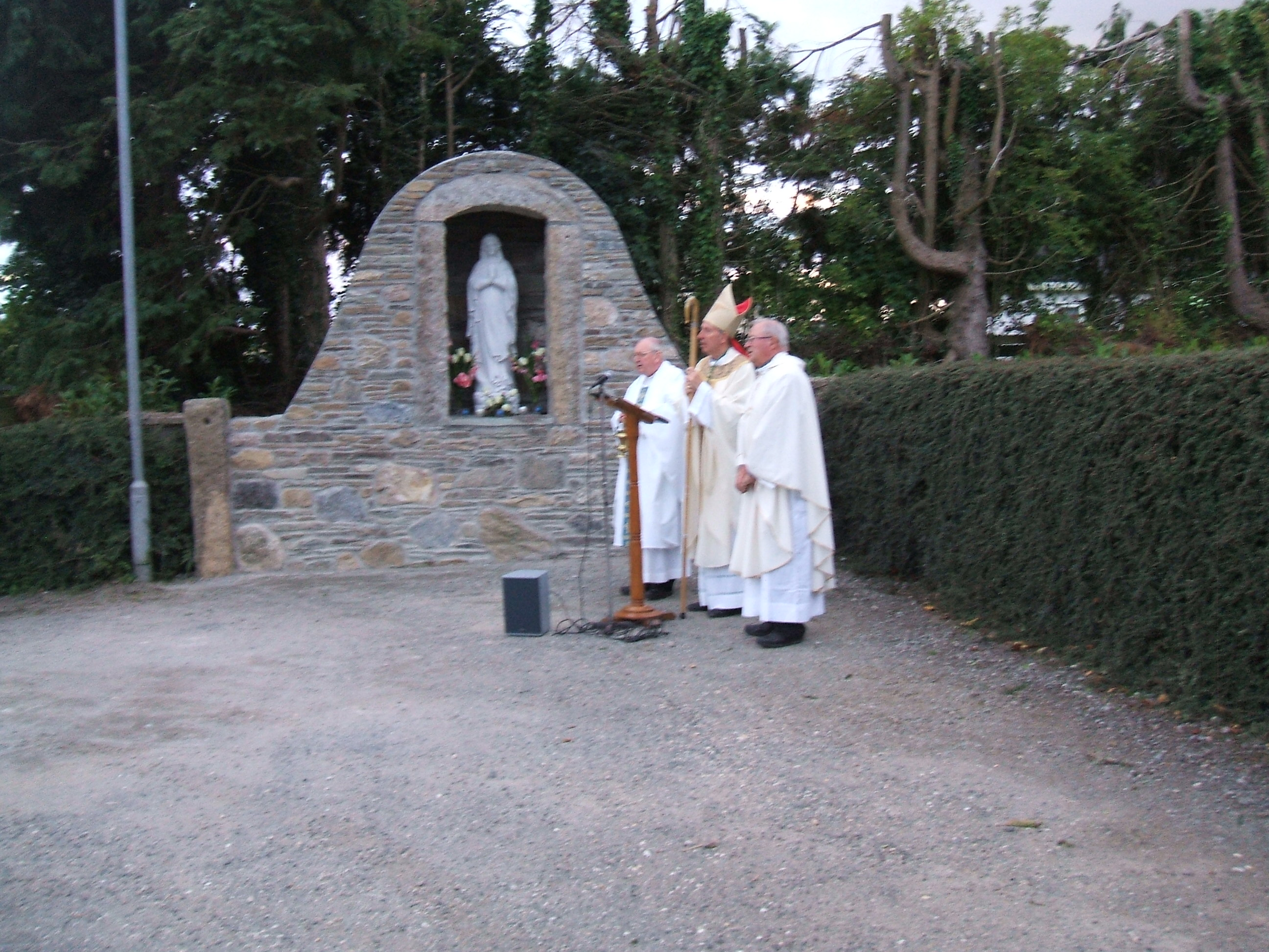 Blessing of Grotto (3)